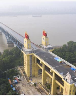 重现雄姿 南京长江大桥年底恢复通车