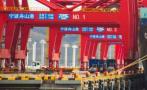 铁总在宁波舟山港首开双层集装箱班列,连通海上丝绸之路