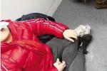 点赞!杭州男孩地铁上流鼻血 下车时收拾纸巾默默带走