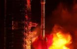 我国成功发射第四十四颗北斗导航卫星