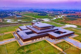 二里头夏都遗址博物馆开馆一个月 接待游客27万人次