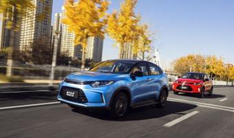 """""""电动化哲学"""": 深度试驾广汽Honda首款纯电动SUV VE-1"""