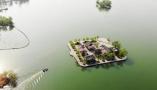 春风又绿明湖畔