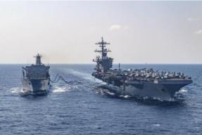 """""""罗斯福""""号航母舰长求救:这不是战争,士兵们不该这么死去"""