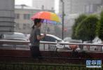 注意防範!河北再迎一輪大範圍降雨 中南部有大到暴雨