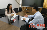 开封市纪委监委王惠娟:当好服务官 在实践锻炼中争先锋