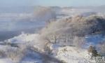 """冬季到东北旅游万树""""梨花""""的雾凇看不到太可惜了"""