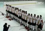国歌不响自己唱!体育赛场上与国歌国旗有关的故事