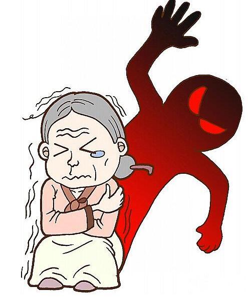 六旬上门女婿殴打91岁岳母 老人曾跳河自杀