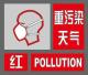 再报重污染红色预警 19-22日北京单双号限行