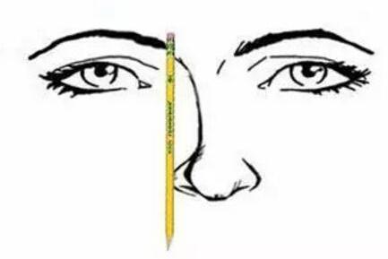 手绘纹眉的画法