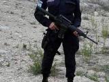 墨西哥女警工作中着警服拍裸照被停职