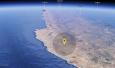 考古学家在秘鲁发现神秘地画:30米的长舌怪物