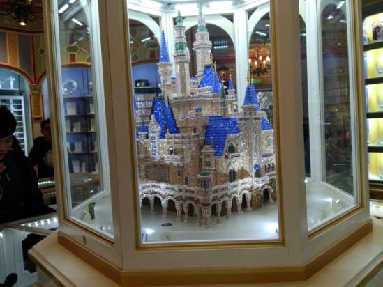 迪士尼/这件艺术品你要买要花费数百万元。