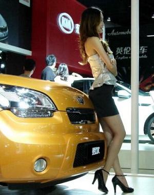 大连国际汽车展览会8月17日在世界博览广场启幕