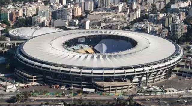 [视频]空中俯瞰 奥运场馆点缀里约风景