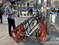 """四家单车企业抢滩石家庄 共享单车如何""""跑""""得更远"""