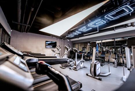 私教免费、24小时开放,它要做健身界的7-11