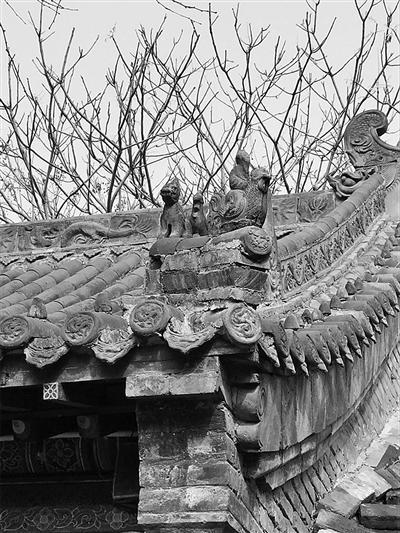 新乡金龙四大王庙:见证卫河航运的繁荣历史
