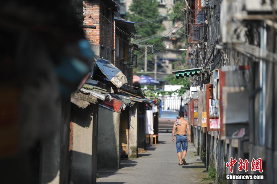 探访拆除前成都二环内最大的城中村