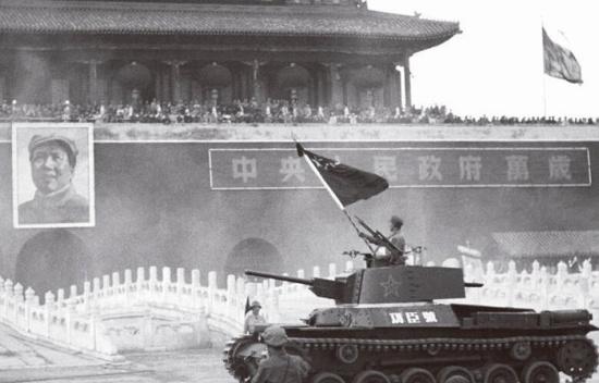 """在检阅功臣上接受开国的""""大典号""""是非为什么玉米油坦克转基因图片"""