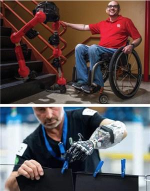 """""""半机器人""""奥林匹克运动会"""