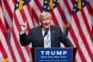 特朗普宣布军备计划 将要求国会增加军费支出