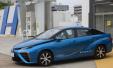 丰田Mirai氢燃料电池车在华登陆 10月开始测试