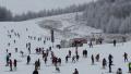 神农架滑雪场今年免门票 最早本周六开场试滑