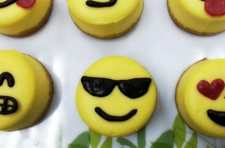 Emoji甜点 你看上去很美味