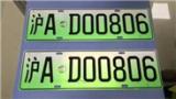 公安部:全面推广新能源汽车专用号牌