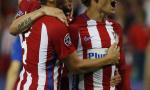 欧冠-格列兹曼传射 马竞2-0罗马留晋级希望