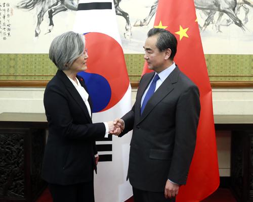韩国总统文在寅将访华 两国外长会晤释放啥信号?