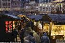 梦幻华丽的圣诞市场