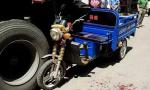 女子无照驾驶摩托撞大货身亡 自担七成责
