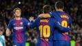 西甲综合:巴塞罗那大胜拉科鲁尼亚