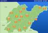 山东气温继续回升 鲁西北、鲁中山区最低温-2℃