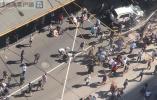 澳大利亚墨尔本一辆汽车冲向人群 至少19人受伤