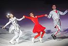 莫斯科冰上舞蹈表演