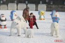北京市属公园冰雪项目陆续开放