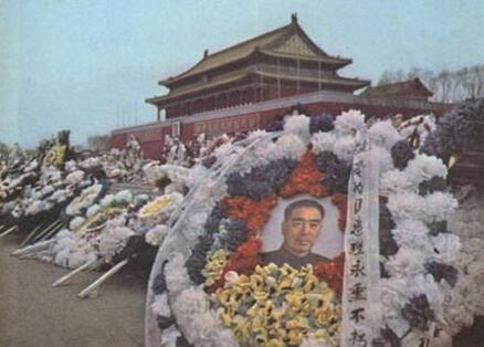 1月8日,是周总理逝世42周年,今天,让我们共同缅怀这位世纪伟人!