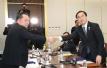 朝韩会谈朝方团长发声明:朝鲜所有武器只针对美国