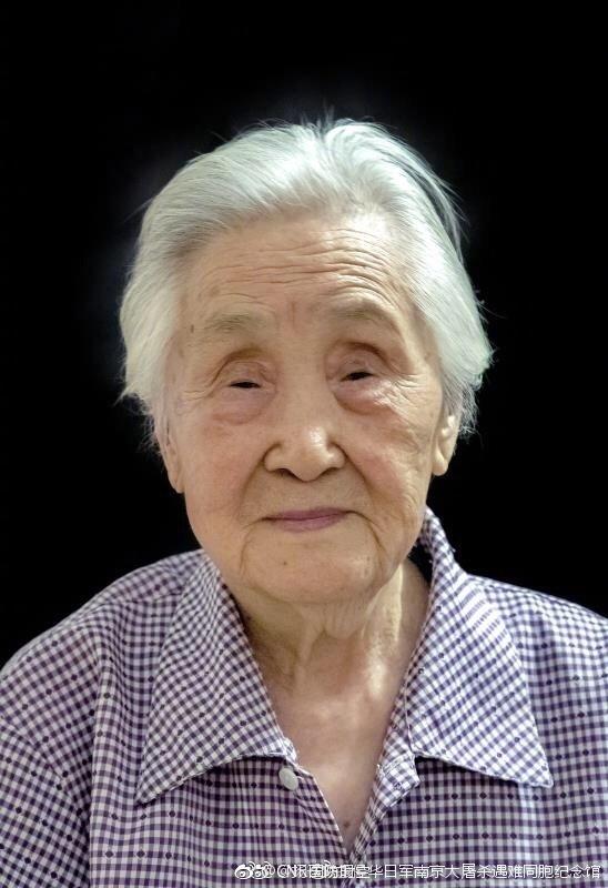 南京大屠杀幸存者陈凤英离世 曾剃光头避日军侮辱