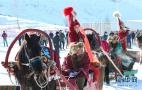 新疆阿勒泰冰雪游