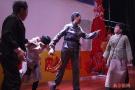 皮影舞台剧《小平少年》