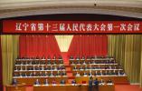 辽宁省十三届人大一次会议 唐一军作工作报告