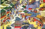 苏州桃花坞木版年画:唐伯虎故居非遗之花