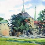 奥斯陆古堡