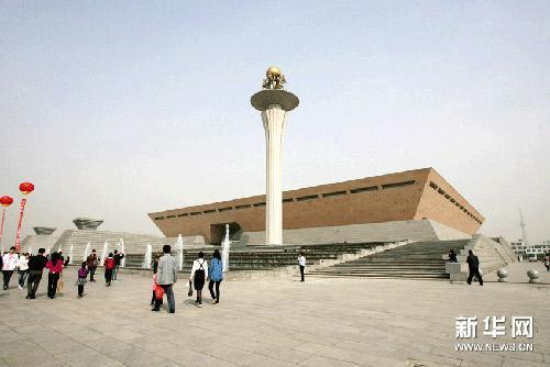 重庆时时彩在线开户:洛阳博物馆春节期间正常免费开放