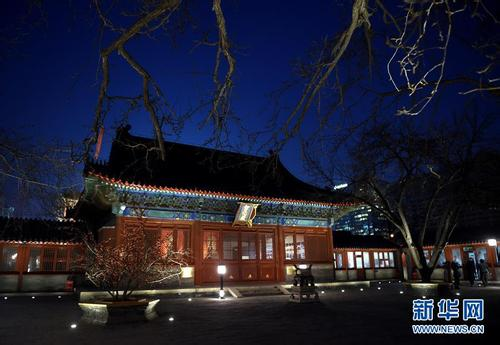 99彩票娱乐平台网址:南京文艺春节不打烊:除了看春晚 南京还有这些年味